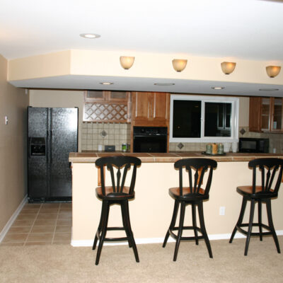 basement remodel frederick co
