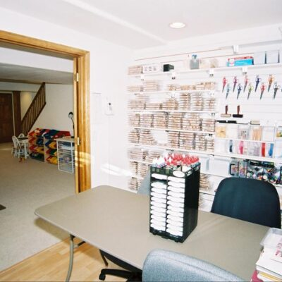 Lindholm Basement Craft Room 2-900